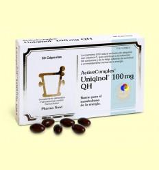 ActiveComplex Uniqinol 100mg QH - Coenzim Q-10 - Pharma Nord - 60 càpsules