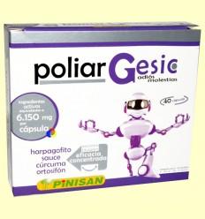 Poliar Gesic - Pinisan Laboratoris - 40 càpsules