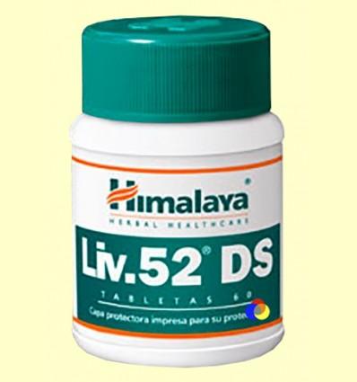 Liv.52 DS - Himalaya - 60 tabletes