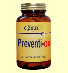 Preventi-Ox - Antioxidant - Zeus Suplements - 30 càpsules