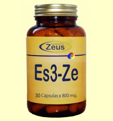 ES3-Ze - Sistema Nerviós - Zeus Suplements - 30 càpsules