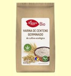 Farina de Sègol Germinat Bio - El Granero - 400 grams