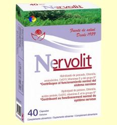 Nevrolit - Sistema Nerviós - Bioserum - 40 càpsules