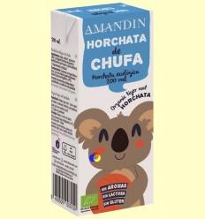 Orxata de Xufa Infantil Bio - Amandin - 200 ml