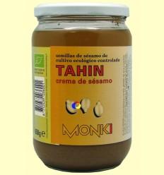 Tahin Monki Bio Sense Sal - BioSpirit - 650 grams