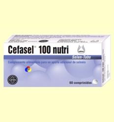 Cefasel 100 Nutri - Laboratorio Cobas - 60 comprimits