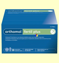 Orthomol Fertil Plus - Laboratorio Cobas - 30 racions