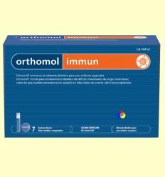 Orthomol Immun - Laboratorio Cobas - 7 racions