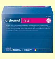 Orthomol Natal - Laboratorio Cobas - 30 racions