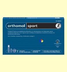 Orthomol Sport - Laboratorio Cobas - 7 vials