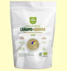 Barreja de Llavors de Cànem amb Quinoa i Amaranto Inflats Eco - Eco Canem - 200 grams