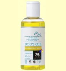 Oli per a Nadons Sense Perfum Bio - Urtekram - 100 ml