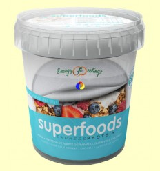 Superfood Express Protein Eco - Energy Feelings - 400 grams