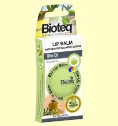 Bioteq Bàlsam Labial - Oli d'Oliva - Bohema - 8,5 grams