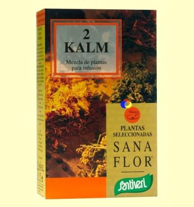 Sanaflor Erbacalm 2 - Santiveri - 70 grams