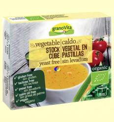 Brou de Verdures en Pastilles Eco - Granovita - 6 pastilles