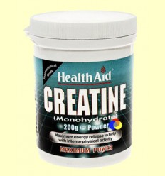 Creatina (Monohidrat) - Health Aid - 200 grams