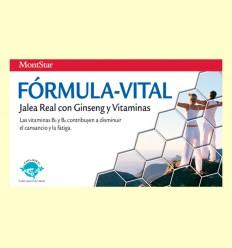 Fórmula-Vital - Cansament i Fatiga - Montstar - 20 vials