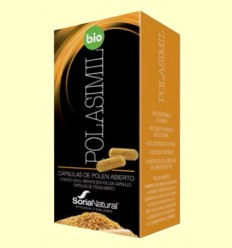 Polasimil - Soria Natural - 60 càpsules