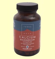 Calci Magnesi Complex 2: 1 - Terra Nova - 100 càpsules