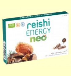 Reishi Energy - Neo - 30 càpsules