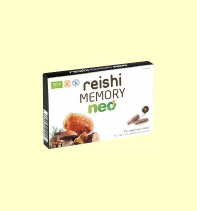 Reishi Memory - Neo - 30 càpsules