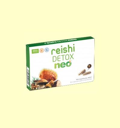 Reishi Detox - Neo - 30 càpsules