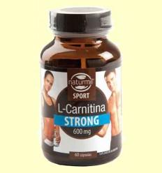 L-Carnitina Strong - Naturmil - 60 càpsules