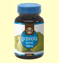 Graviola (Anon) 1000mg - Naturmil - 45 càpsules