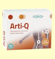 Arti-Q - Articulacions - Sakai - 60 càpsules