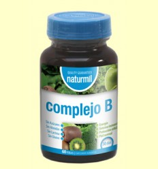 Complex B - Naturmil - 60 perles