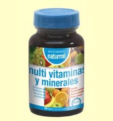 Multi Vitamines i Minerals - Naturmil - 30 perles