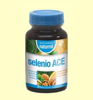 Seleni ACE - Naturmil - 30 perles