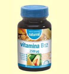 Vitamina B12 - Naturmil - 60 comprimits