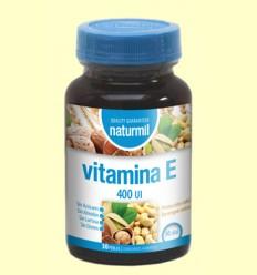 Vitamina E 400ui - Naturmil - 30 perles