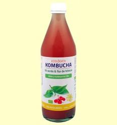 Kombucha de Te Verd i Flor de Hibisc Eco - Bioener - 500 ml