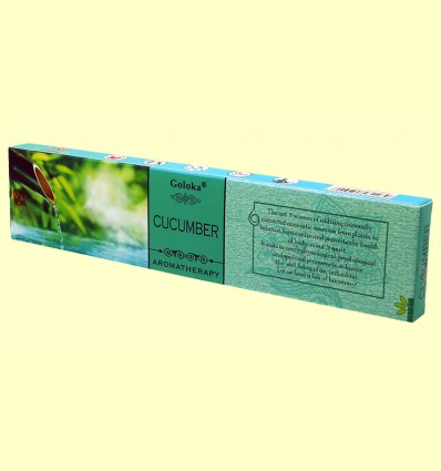 Encens Cucumber - Goloka - 15 grams