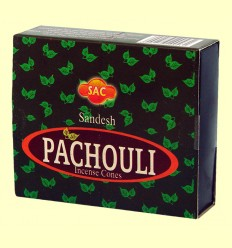 Pachouli - Encens India - SAC - 10 cons