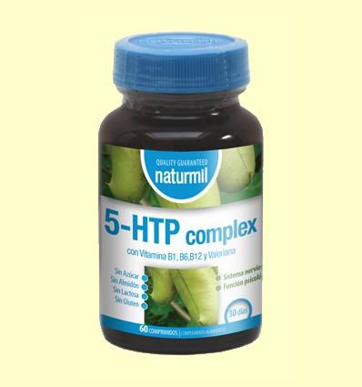 5-Htp Complex - Naturmil - 60 comprimits