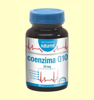 Coenzim Q10 30 mg - Naturmil - 30 perles