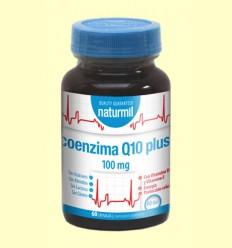 Coenzim Q10 Plus 100mg - Naturmil - 60 càpsules