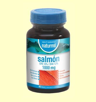 Salmó 1000mg - Naturmil - 45 perles
