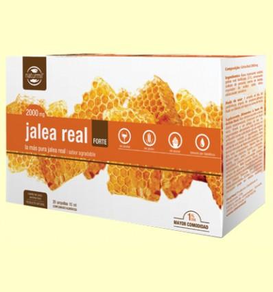 Gelea Reial Forte Ampolles - Naturmil - 20 ampolles