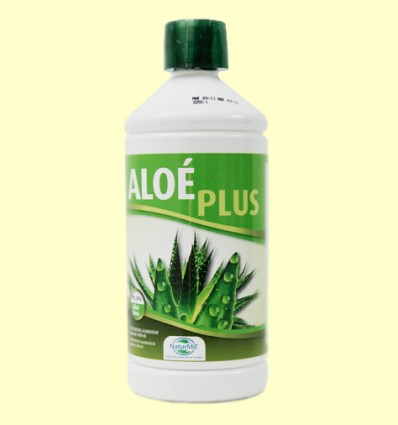 Suc Natural Aloe Vera Plus - Naturmil - 1 litre