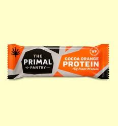 Barreta de Proteïnes Taronja i Cacau - The Primal Pantry - 55 grams