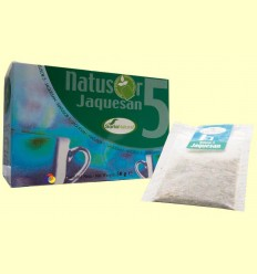 Natusor 5 Jaquesan - Soria Natural - 20 bossetes filtre