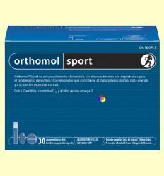 Orthomol Sport - Laboratorio Cobas - 30 vials