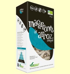 Macarrons d'Arròs Integral Bio - Soria Natural - 250 grams *