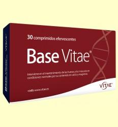 Base - Articulacions i Ossos - Vitae - 30 comprimits efervescents
