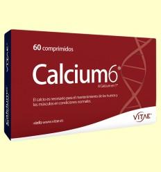 Calcium6 - Vitae - 60 comprimits